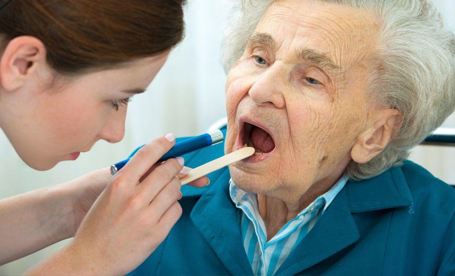 План диагностики рака включает визуальный осмотр, УЗИ диагностику, рентгенологическое и цитологическое обследование