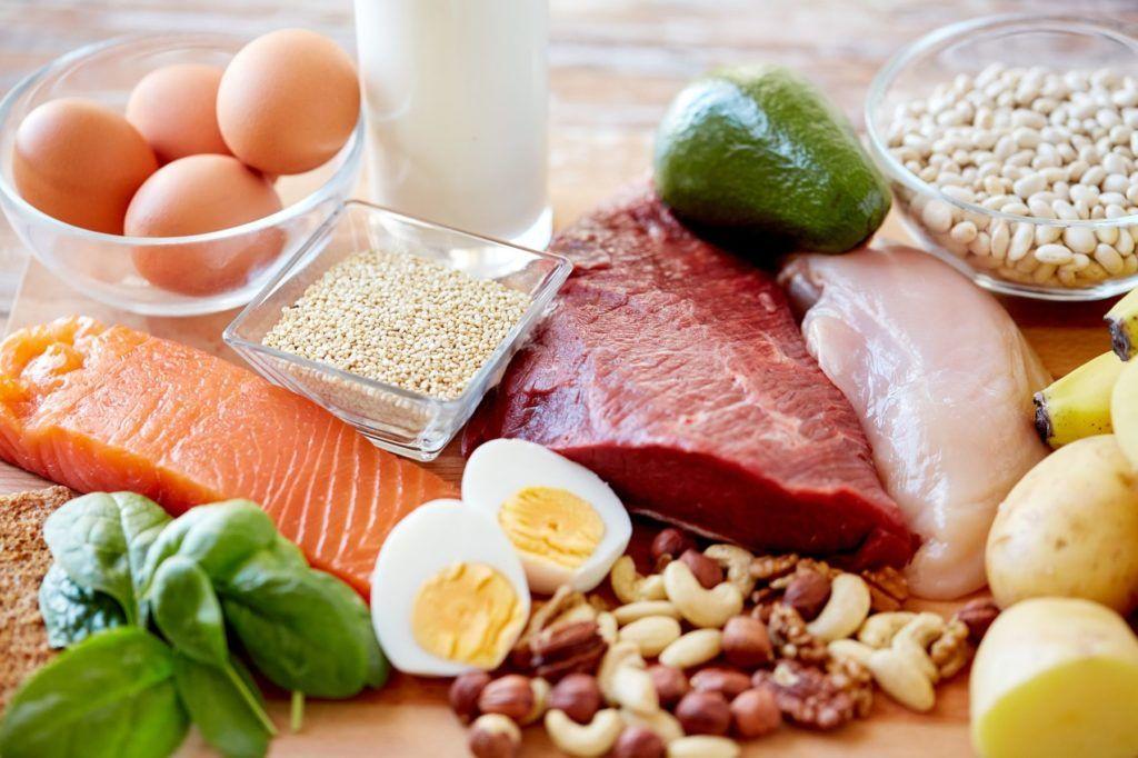Полноценное питание - залог успеха