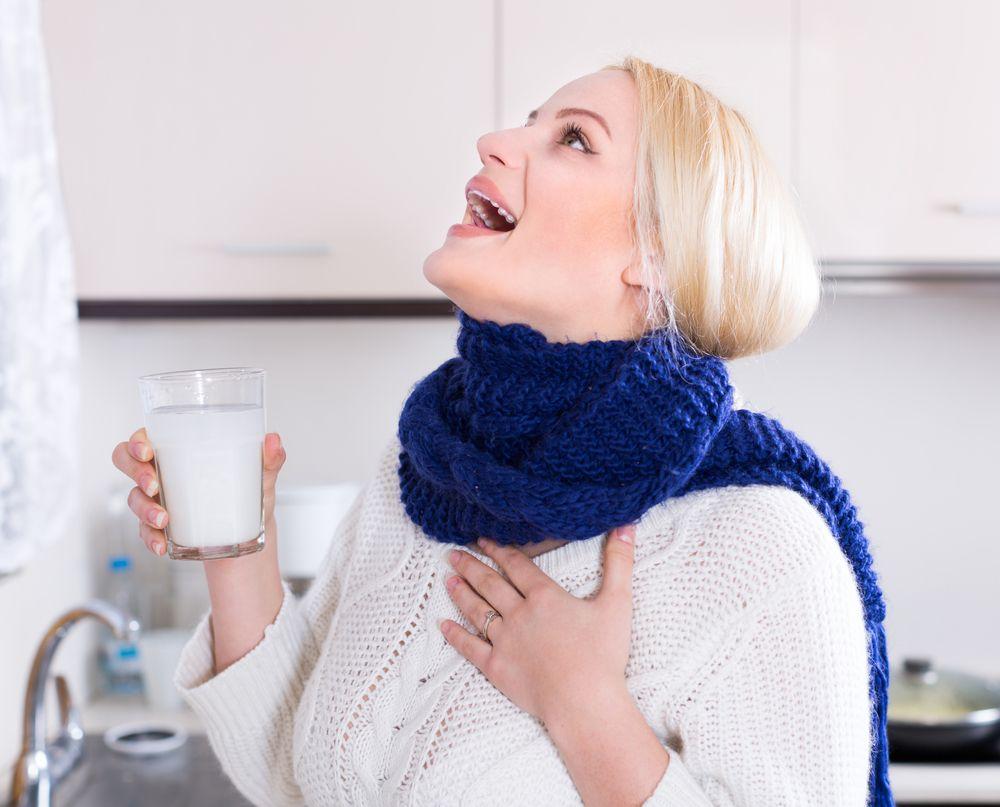 Полоскание горла – простой и безопасный метод лечения инфекций