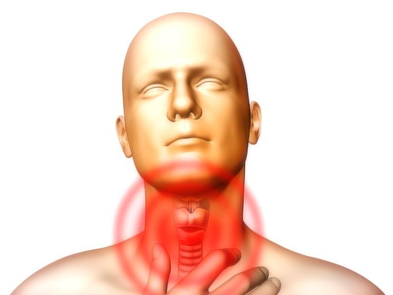 При неправильном лечении острые инфекции горла могут стать хроническими