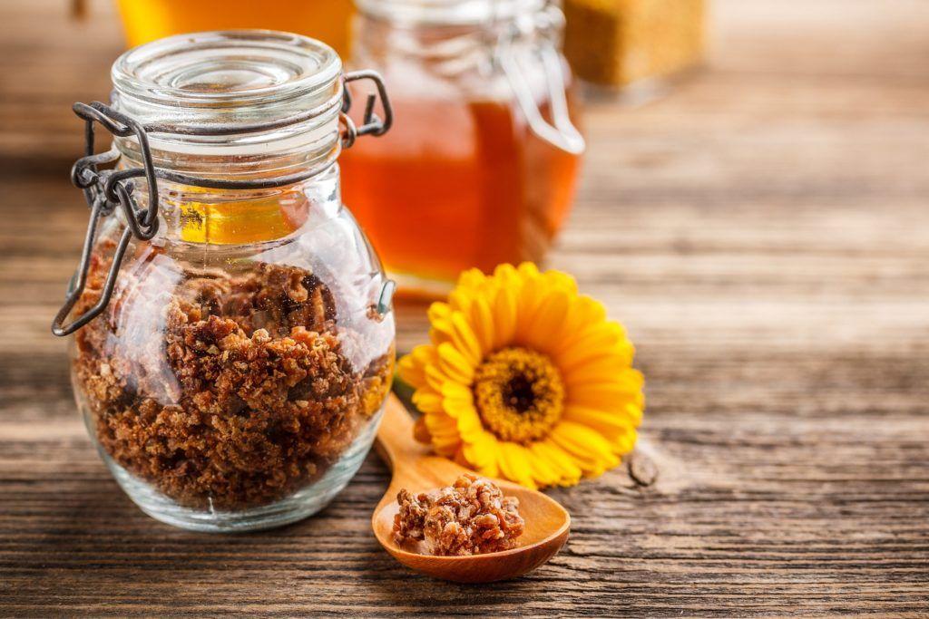 Прополис – ценный продукт пчеловодства