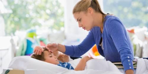 Высокая температура – реакция детского организма на внедрение возбудителя