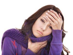 Лечение горла у взрослых