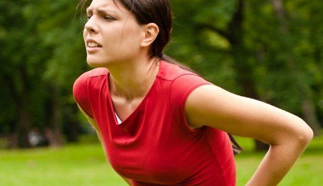 Сильная одышка при физической нагрузке может стать первым признаком заболевания