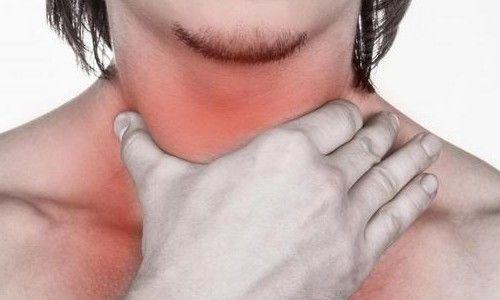 Если боль в горле сопровождается потерей голоса и грубым сухим кашлем, скорее всего, у вас ларингит