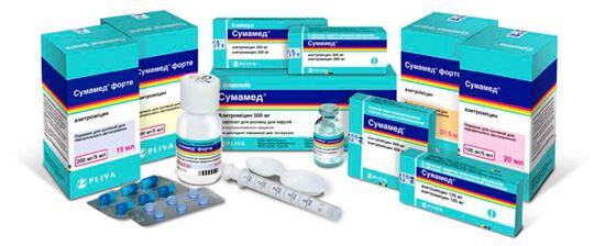Несколько форм выпуска обеспечивают удобство применения препарата, как у взрослых, так и у детей