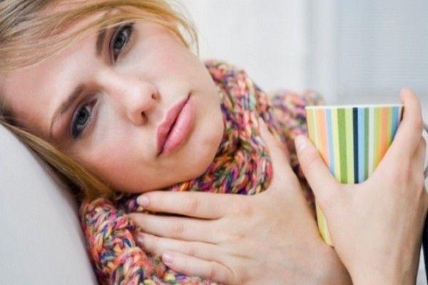 Обильное теплое питье поможет быстрее побороть недуг