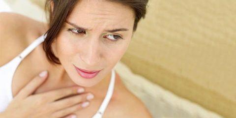 Отрыжка и ком в горле вызывают неприятные ощущения и дискомфорт