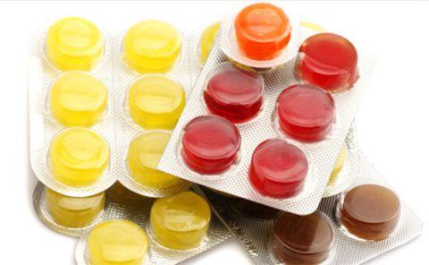 Рассасывающие таблетки