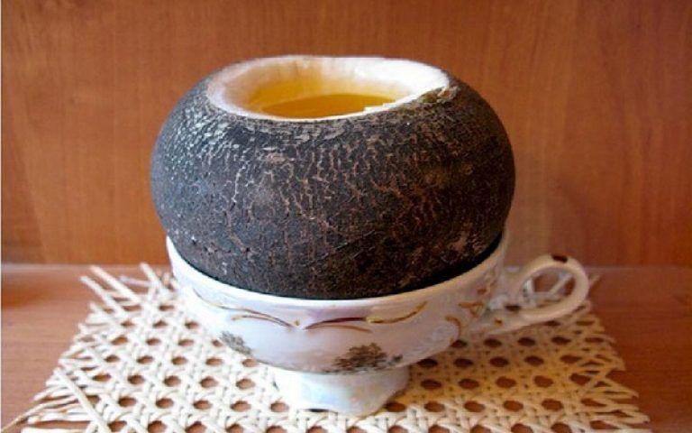 Редька с медом – средство от боли в горле, знакомое всем с детства