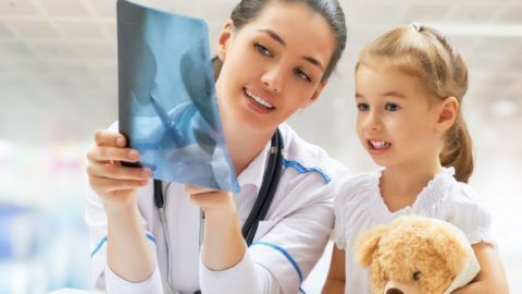 Рентген – один из основных методов определения степени аденоидов