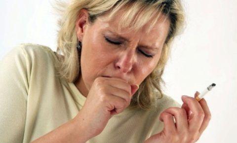 Слизь по утрам в горле и постоянный кашель – беда всех курильщиков