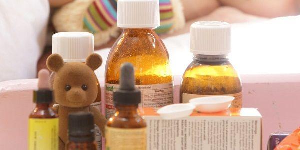 Существует разнообразие форм выпуска антибиотиков для детей