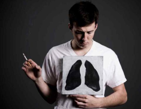 Жалобы курящих людей, что по утрам першит в горле, не редкий случай