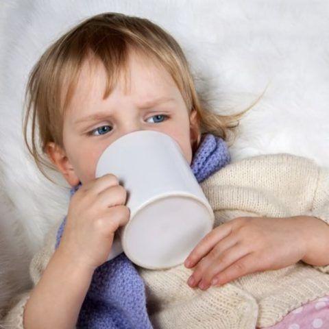 Больное горло у ребенка – повод обратиться к врачу