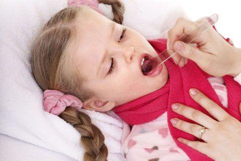 Фарингит часто встречается в практике педиатра - это связано с дисбалансом или слабостью местного иммунитета и/или общей сопротивляемости организма