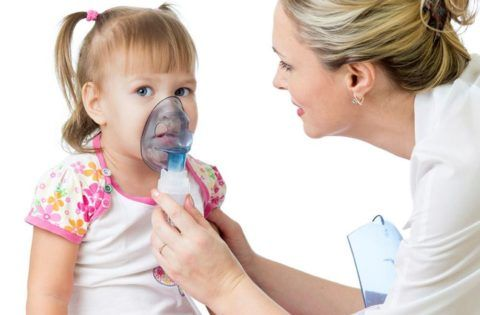 Ингаляции при аденоидах у детей – самый лучший метод лечения для маленького ребенка