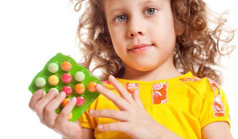 Прием витаминов - средство и терапии, и профилактики ринофарингита
