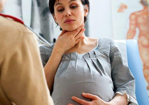 В период беременности женщина более подвержена риску заражения инфекционных болезней.