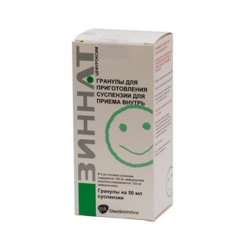 Антибиотик для горла для детей с широким спектром действия