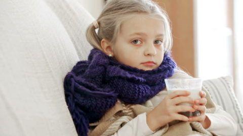 Детям нужно применять спиртовые компрессы с осторожностью