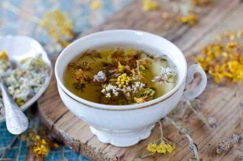 Обильное питье и частые полоскания горла травяными отварами – залог скорейшего выздоровления!
