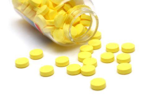 Желтые таблетки фурацилина, известные каждому