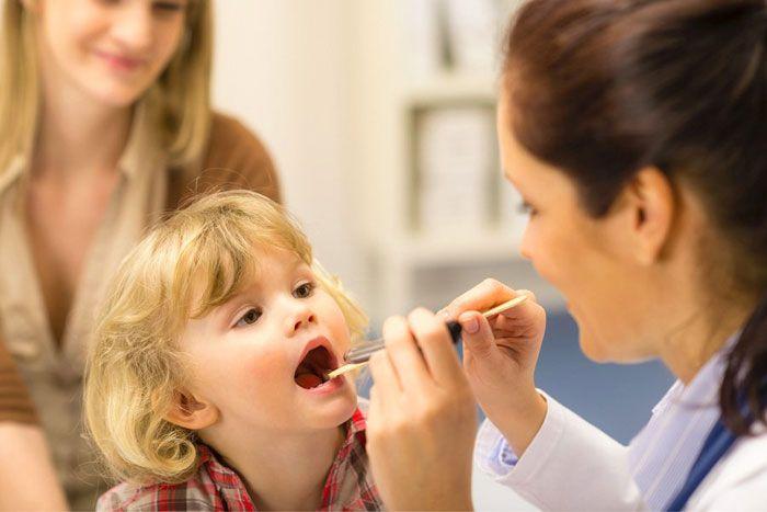 Чаще всего аденоиды диагностируются у детей младшей возрастной категории – до пяти лет.