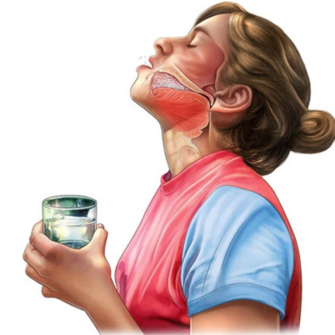 Выбор препарата зависит от причины воспаления