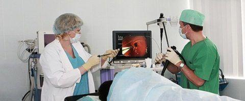 Хирургическая операция на гортани