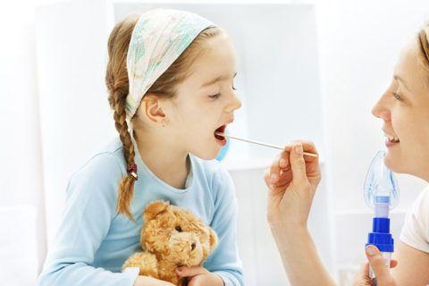 Как и чем лечить хронический фарингит определяет только квалифицированный детский специалист после полного обследования ребенка