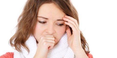 Кашель при ангине – частый симптом