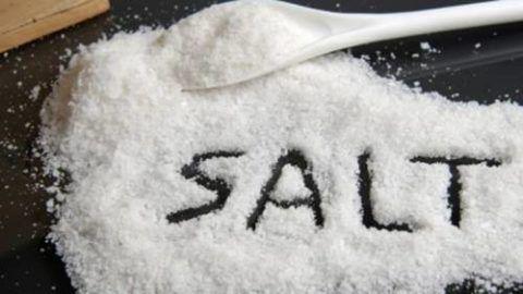 Соль — помощник, который всегда под рукой
