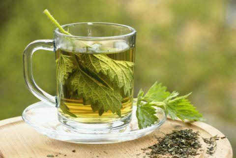 Травяные сборы также эффективны для удаления слизи из горла