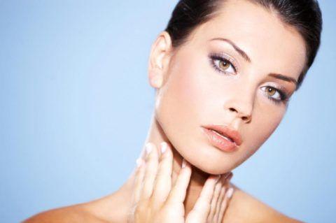 Заметили увеличенные лимфоузлы на шее – проверьте сперва горло.