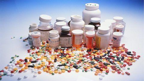 Для лечения существует большое количество препаратов