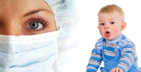 Ларингит у малышей до года крайне опасное для жизни заболевание