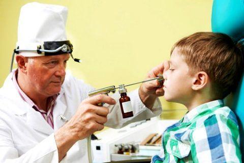 Операционное лечение аденоидов