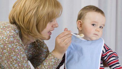 Питание ребенка при ларингите