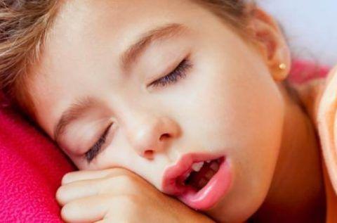 При аденоидах не дышит нос