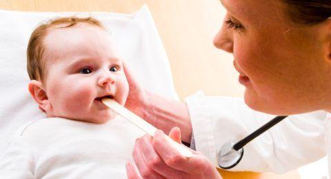 Своевременное определение причины ларингита у ребенка до года – залог правильного лечения этой опасной патологии