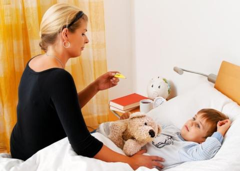 Важно обеспечить постельный режим
