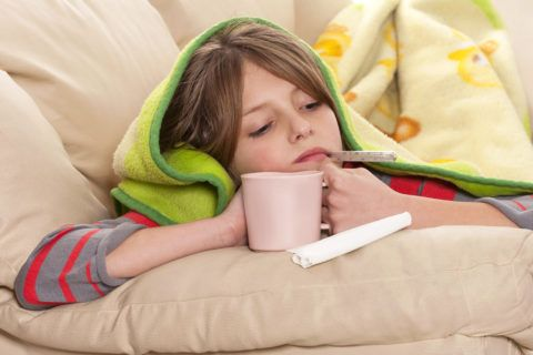 Заболевание, при котором лучше остаться дома