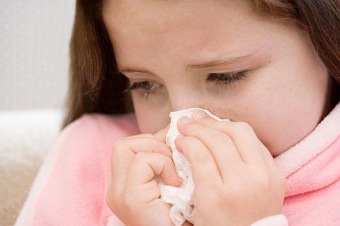 Постоянный насморк при аденоидах чаще всего имеет инфекционно-аллергичский характер