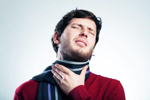 Противопоказания для спреев горло