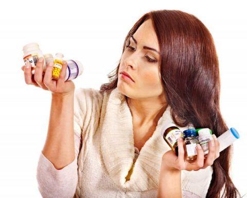 Выбираем лекарство при ларингите (фото)
