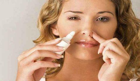 Зуд в носу и заложенность