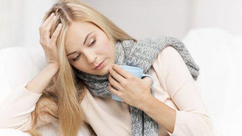 Боли в горле и груди вызываются не только простудой