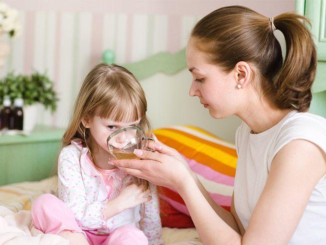 образно ребенок поносит водой гомеопатия которую