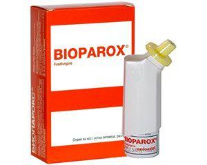 Спрей для горла Биопарокс